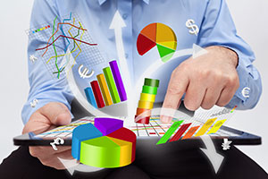 Analyzing Data for financial insight