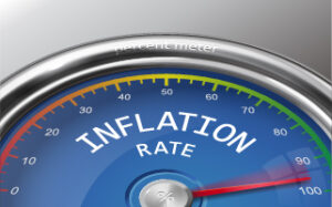 Inflation is predictably rising